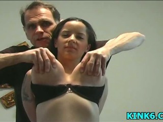 Bondage Natural Old and Young Slave Teen
