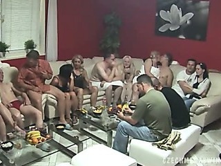 Amateur European Groupsex Mature Orgy Party Swingers