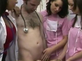 Doctor Handjob Nurse Teen Uniform