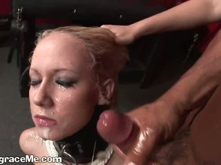 Cumshot Facial Fetish Forced Slave Teen