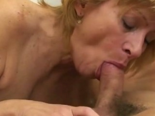 Hairy full-grown snatch fucked