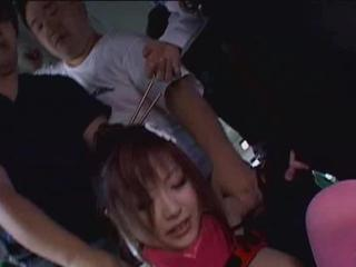 Asian Bus Gangbang Japanese Public Teen