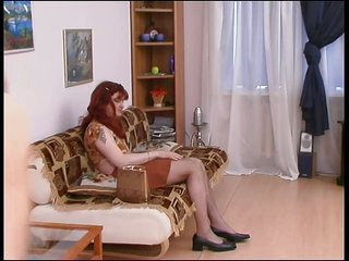 Sister Turns Fellow-countryman Into A Sissy Pt.1