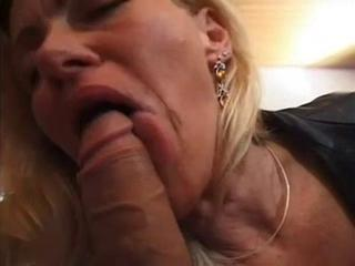 Amateur Blonde Blowjob European German