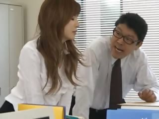 Asian Japanese  Office Secretary