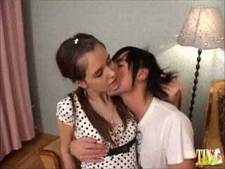 Kissing Teen