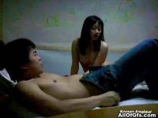 Private sex on stop at for Korean girl by 35pps