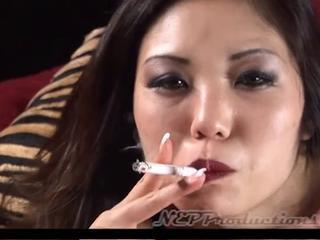 Asian  Smoking