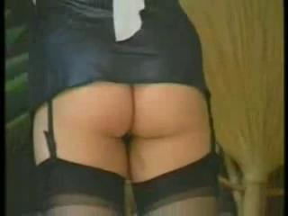 Ass Maid Stockings Vintage