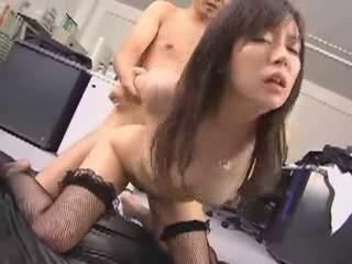Asian Doggystyle Stockings Teen