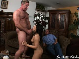 Madison Ivy in Forced Bi Cuckolds by forester42