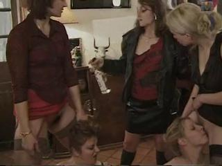 Clothed Groupsex Lesbian Licking