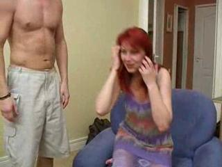 Russian Nurturer Seduced By Her Son Part1