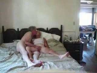 Giving my 53 majority Blonde Become man an Orgasm