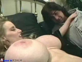 Wendy Whoppers Lactation Huge Breast