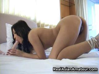 Asian Dildo Doggystyle Teen