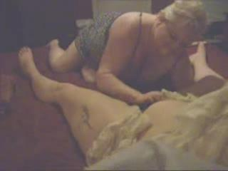 Granny HiddenCam Pov