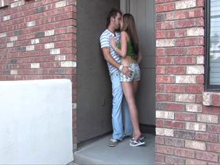Kissing  Public Teen