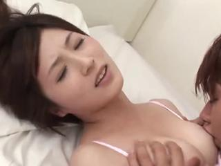 Asian Babe Cute Japanese Nipples