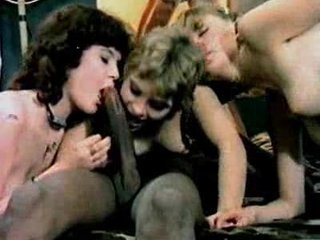 Blowjob Groupsex Interracial Vintage