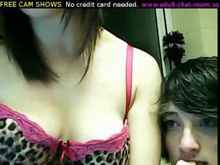 Teen Couple from UK on Webcam