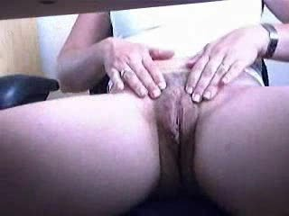Masturbating  Mom Pussy Webcam