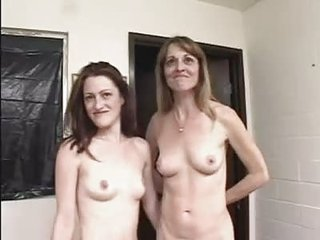 Mom And Daugther Real Bj