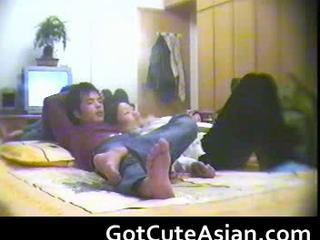 Amateur Asian Girlfriend Homemade