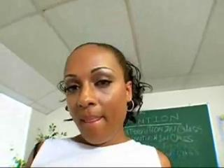 Ebony  School Teacher