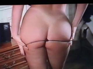 Ass Truse Stripper Vintage