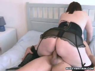 Ass  Lingerie  Riding