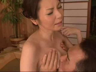 Fetish Japanese Kissing  Nipples