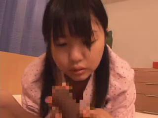 Asian Cute Handjob Japanese Teen
