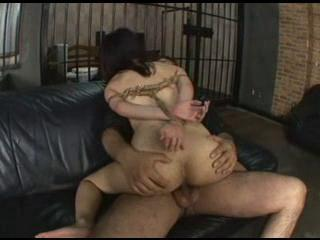 Asian Bondage Fetish Riding