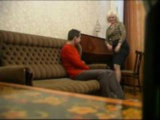 HiddenCam Mature Mom Old and Young Teacher