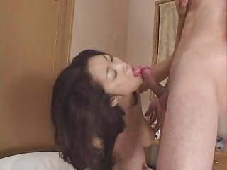 Blowjob Japanese Mom