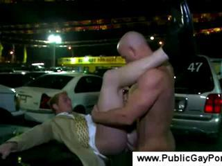Gay anal sex on the car outdoor Sex Tubes