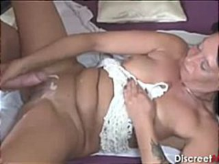 Cumshot German Mature