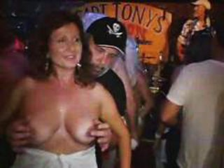 Amateur Mature Party Public