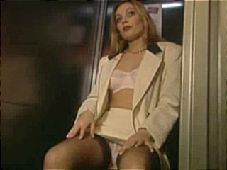 Laure Sainclair Goes To A Peep Show