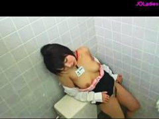 Asian HiddenCam Toilet