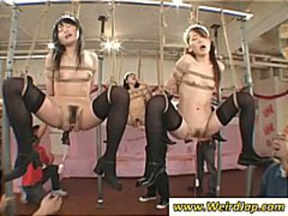 Asian Bdsm Hairy Stockings Teen Uniform