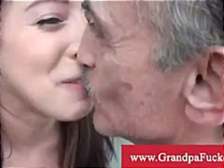 Allison banks wants into the business so blows old man
