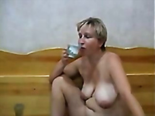 Three Hot Mature Lady With A Young Boy