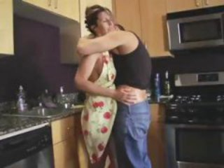 Nicole Fucks In The Kitchen