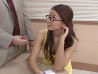 Teacher Fucks His Hot Student in Classroom (JDE)