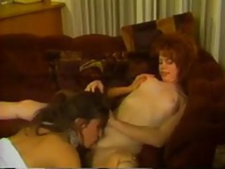 Retro lesbian porn with redhead and brunette tubes