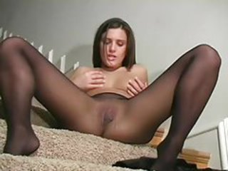 Cute Pantyhose Teen