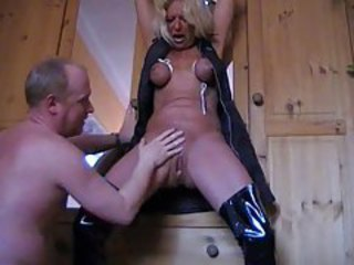Amateur Hardcore Latex Mature Slave