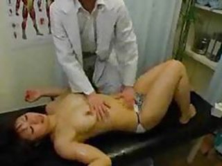 Asiatisk Massage Trosor Tonåring